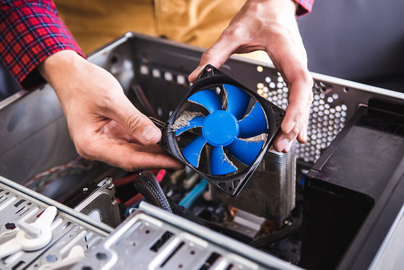 How to Clean the Inside of Your Computer