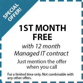 Austin managed IT services coupon
