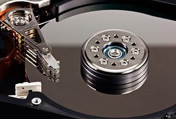 Computer hard drive failure
